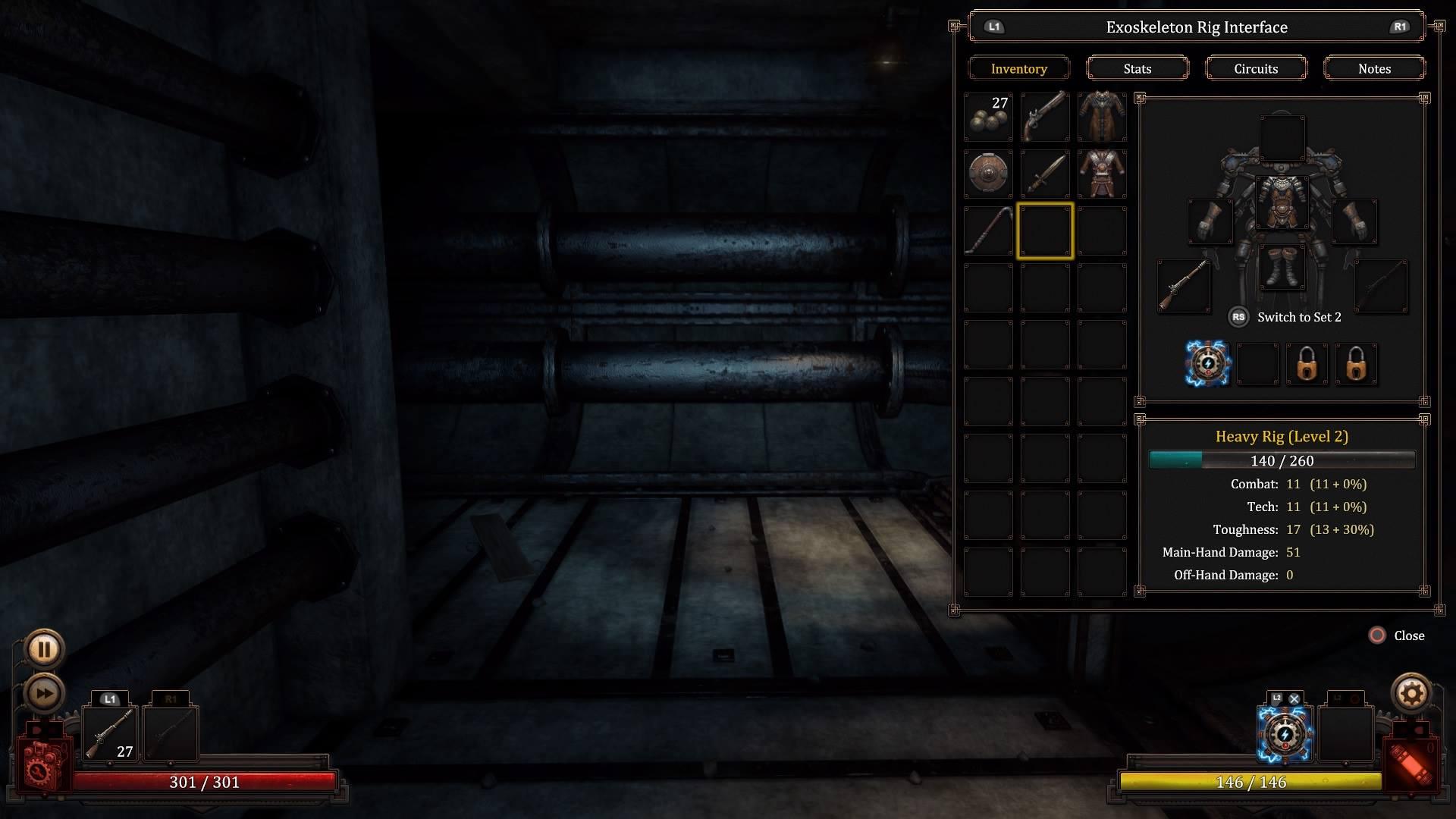 3rd-strike com | Vaporum (PS4) – Review
