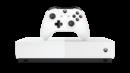 Microsoft presents the Xbox One S All-Digital Edition