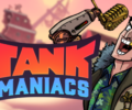 Tank Maniacs available now in closed Beta on PC