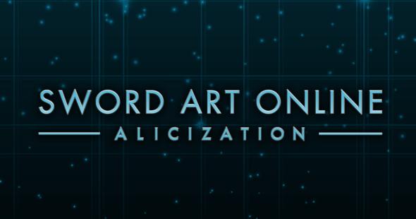 Sword Art Online game based on season 3 coming: Alicization Lycoris