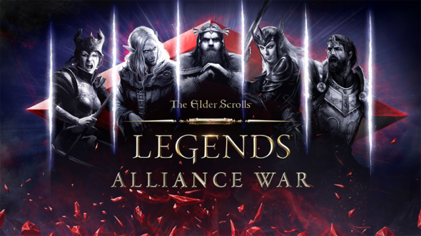 The Elder Scrolls: Legends – Alliance War announced and Roadmap released