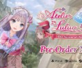 Atelier Lulua: The Scion of Arland available Friday the 24th