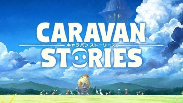 Free MMORPG Caravan Stories coming to PS4 in North America