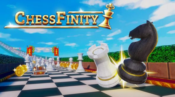 Give your Rook a run of its money in Chessfinity