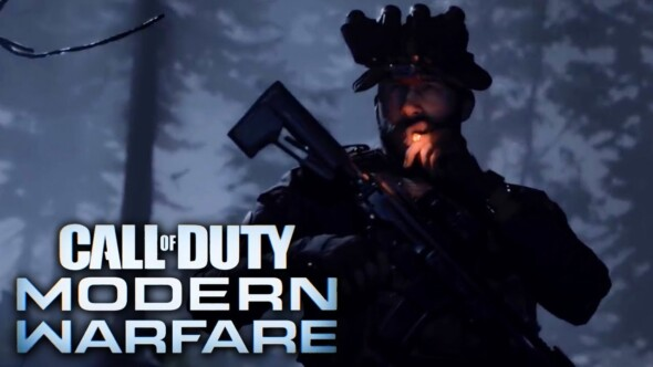 Call of Duty: Modern Warfare – Out now!