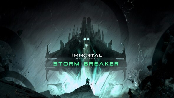 Immortal: Unchained's first expansion Storm Breaker available now for PS4, Xbox One and PC!