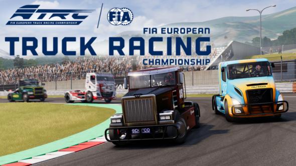 FIA European Truck Racing Championship video