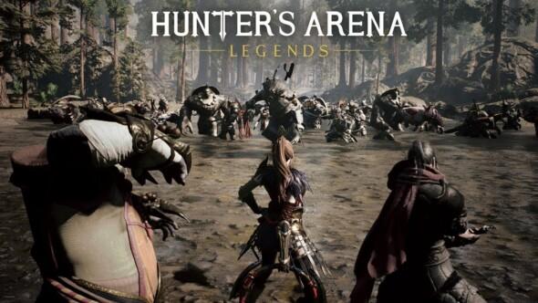 Hunter's Arena: Legends : RPG, Battle Royale, shaken not stirred