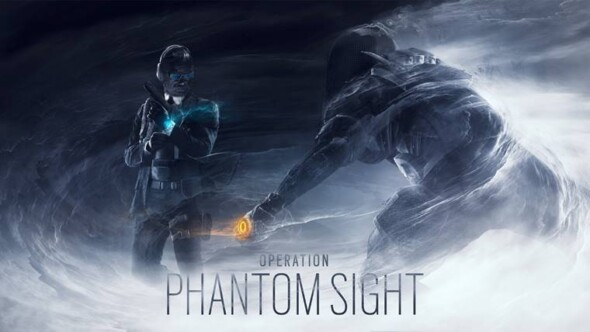 Operation Phantom Sight sets its sights on Rainbow Six Siege