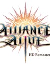 The Alliance Alive HD Remastered western release date announced