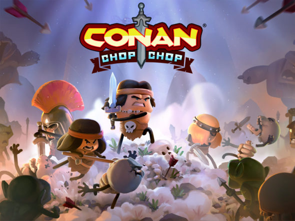 Funcom's Conan Chop Chop is a real game