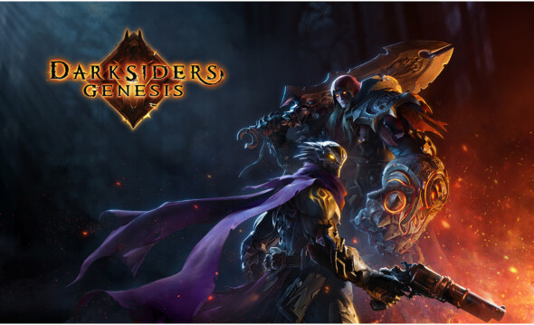 Darksiders Genesis – First top-down adventure in the Darksiders series