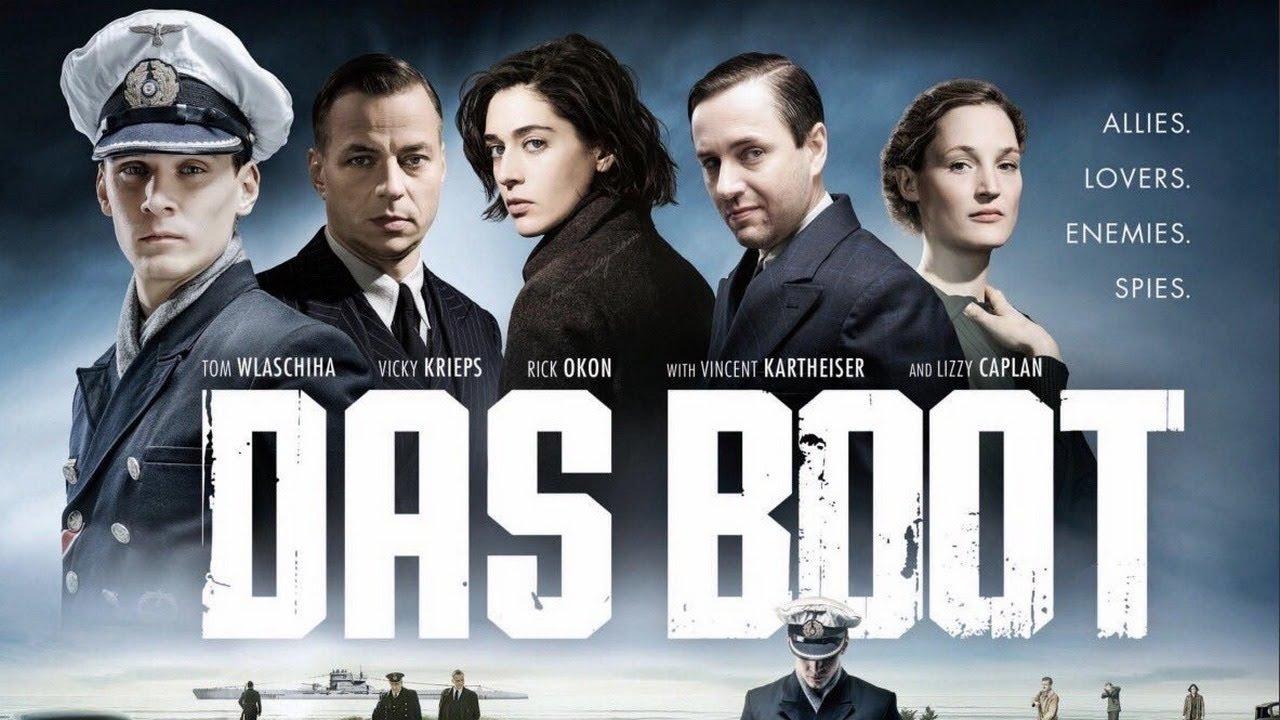 Das Boot Serie Dvd