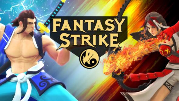 Fantasy Strike – Release date announced!