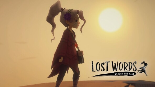 New trailer for Lost Words: Beyond the Page