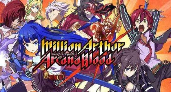 Million Arthur: Arcana Blood- out on Steam!