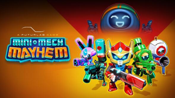 Mini-Mech Mayhem – Out now!
