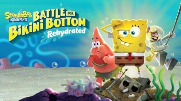Remake of SpongeBob SquarePants game announced