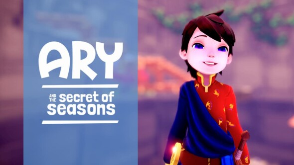 New trailer for Ary and the Secret of Seasons