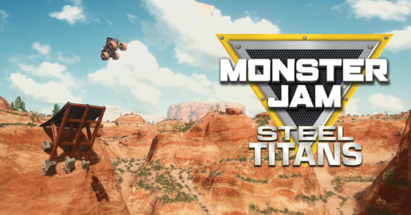 THQ Nordic and Feld Entertainment launch Monster Jam Steel Titans