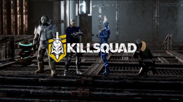 Sci-Fi Space Western Killsquad coming to Early Access on Steam this July