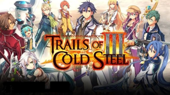 The Legend of Heroes: Trails of Cold Steel III release date announced