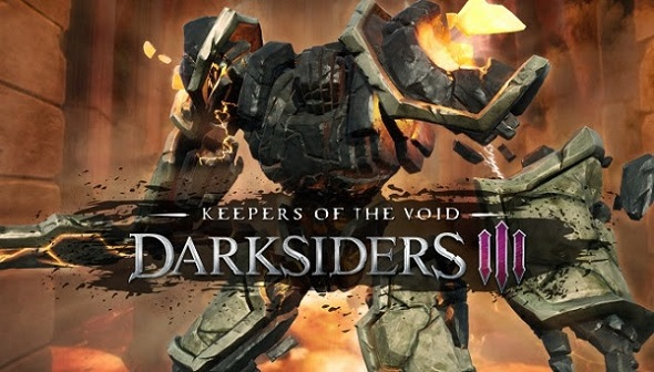Darksiders III: Keepers of the Void – Out now!