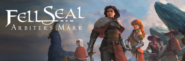 Fell Seal: Arbiter's Mark is coming soon to Nintendo Switch