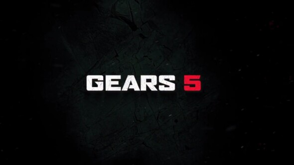Gears 5 Limited Edition Xbox One X and accessories
