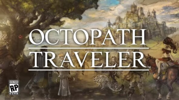 Octopath Traveler released on Stadia