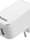 Sandberg AC Charger Dual USB 2.4+1A EU – Hardware Review