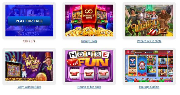 Casino wheel of fortune slots