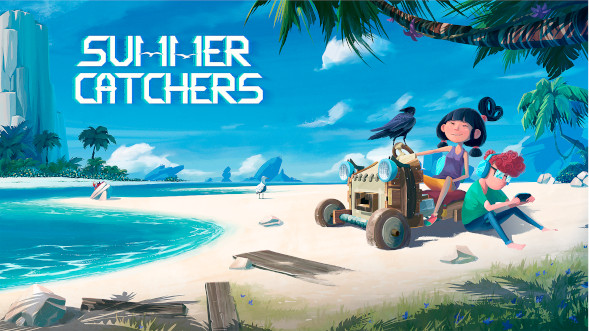 Summer Catchers launches today on Steam