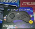 Retro-Bit 8 button Arcade Pad for Sega Saturn – Hardware Review