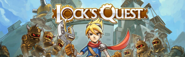 Lock's Quest arrives on iOS/Android, preregistration live