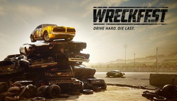 Season One of Wreckfest concludes today with new DLC