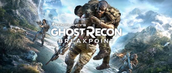The Ghost Recon Breakpoint OST is also on vinyl now