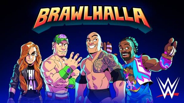 WWE Superstars are making an appearance in Brawlhalla