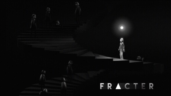 Puzzle game FRACTER Steam release announced