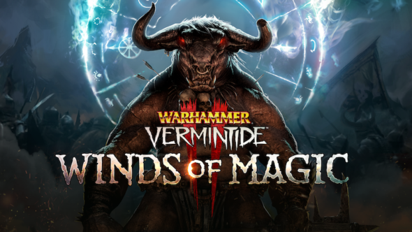 Warhammer Vermintide 2's DLC Winds of Magic out today