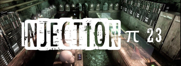 PS4 Exclusive Classic Survival Horror Injection π-23 now available in North America