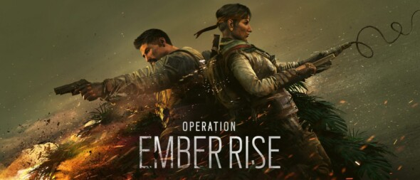 Rainbow Six Siege Operation Ember Rise event