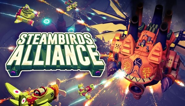 Steambirds Alliance launching on August 22nd
