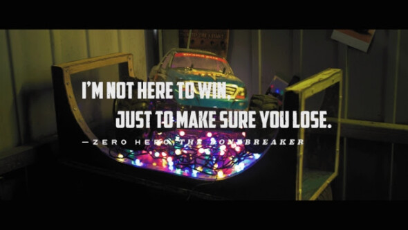 Wreckfest introduces Zero Hero, the Bonebreaker