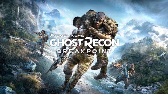 Tom Clancy's Ghost Recon Breakpoint – Pre-order and get a chance to win some cool art!