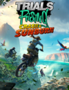 New Trials Rising DLC Crash & Sunburn now available