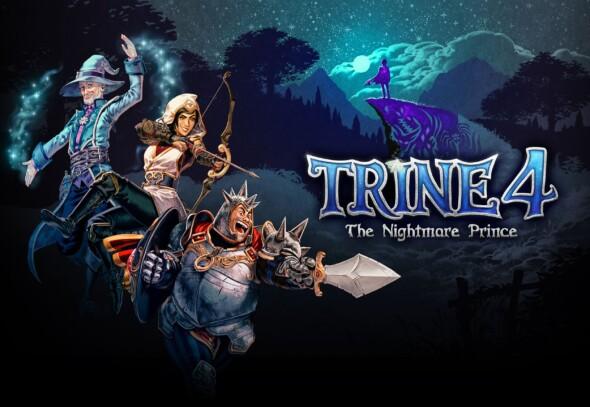 Trine 4: The Nightmare Prince Story trailer reveals a prince's dark power
