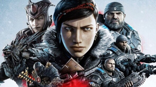 Gears 5 goes live for Xbox One and PC!