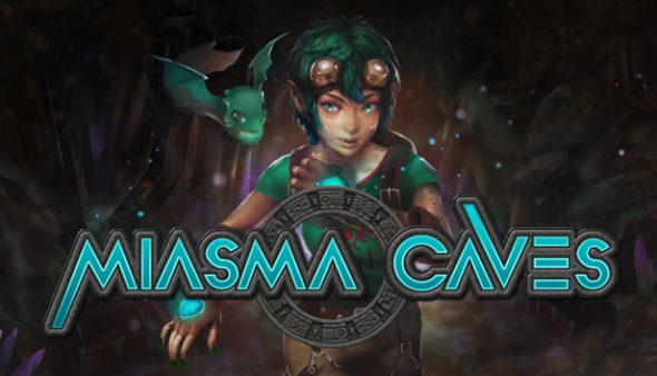 Miasma Caves is a pacifist roguelike that just got new content