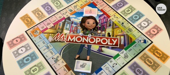 Girl-Power Monopoly incoming